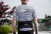 Cipo White & Black Men's Short Sleeve Jersey