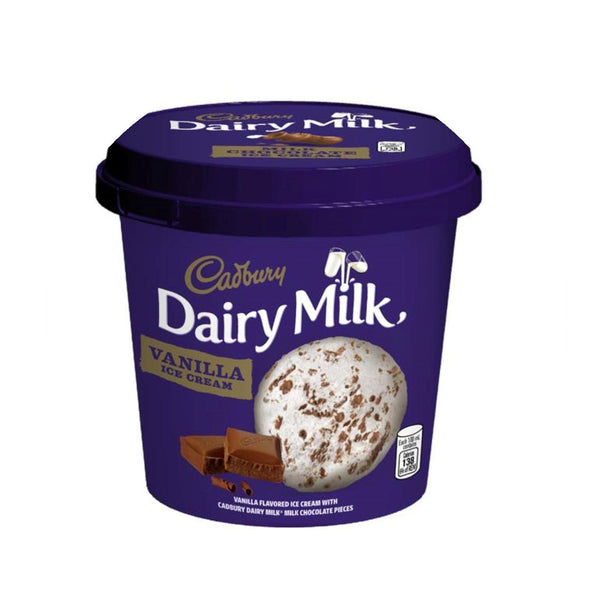 Cadbury Dairy Milk Ice Cream