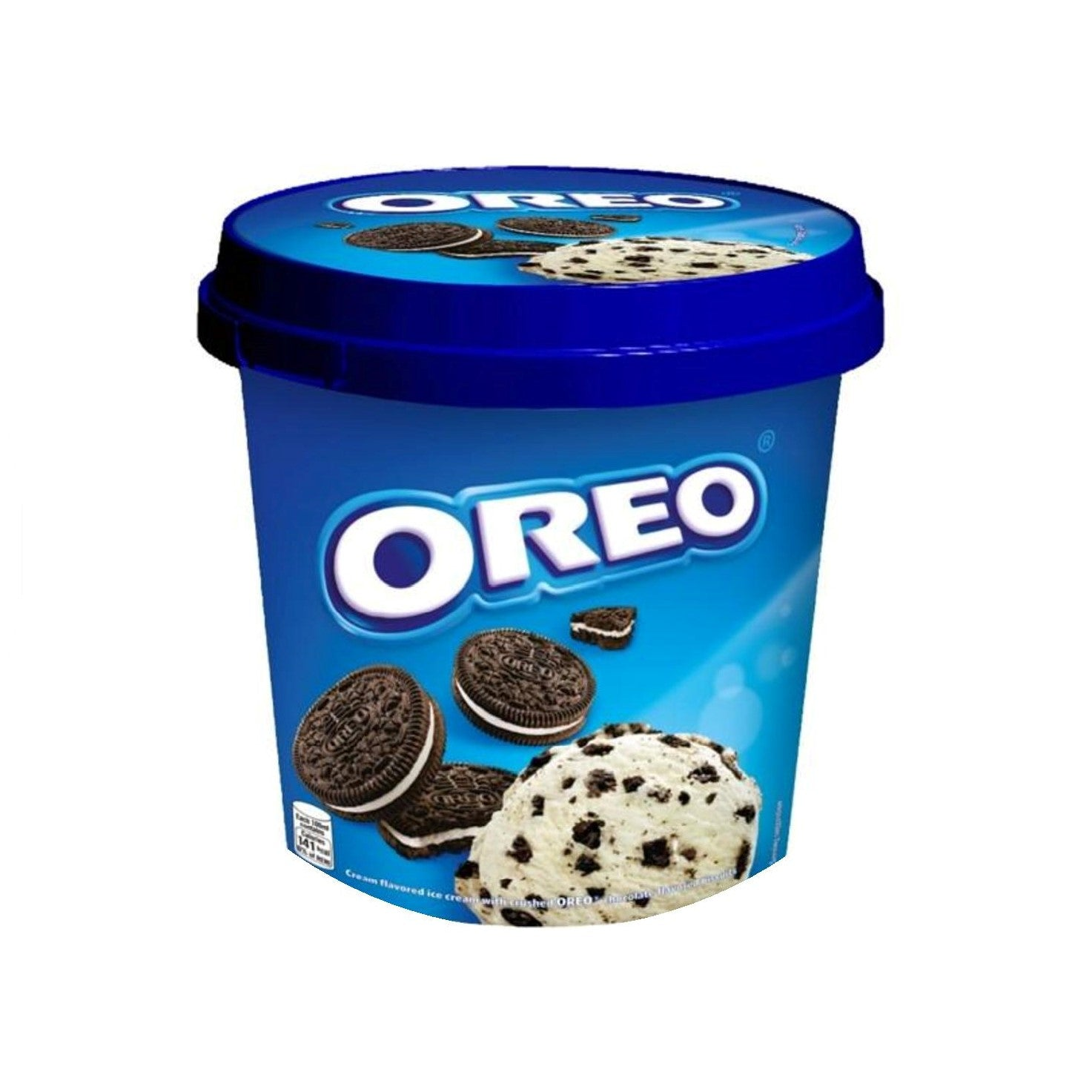 Oreo Ice Cream Pint