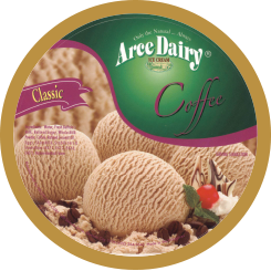 Arce Dairy Ice Cream