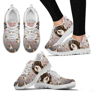 Shih Tzu Women's Sneakers