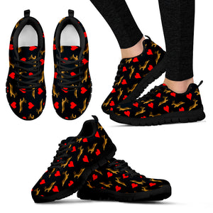 Dog lover sneakers