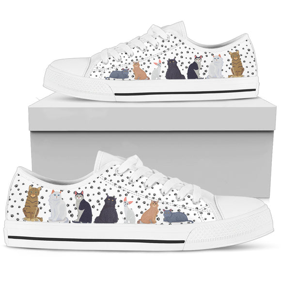 Cats Men's Low Top Shoe