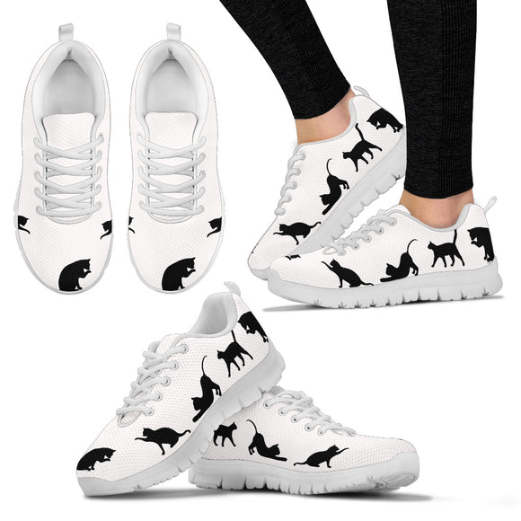 White Cats Women's Sneakers