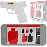 LaserHIT Dry Fire Training Kit (9mm/HD Wireless Mini, Android)