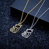 Cat Necklace Giveaway