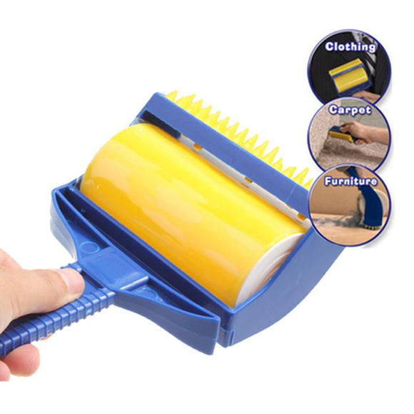 Lint Roller Pet Hair Remover Brush