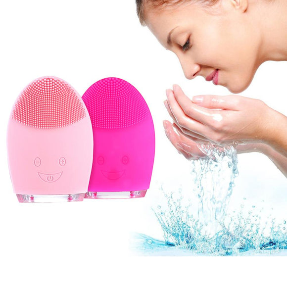 Mini Electric Massage Brush