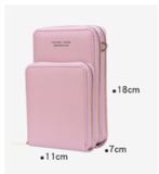 Colorful Cellphone Bag Fashion Daily Use Card Holder Small Summer Shoulder Bag for Women