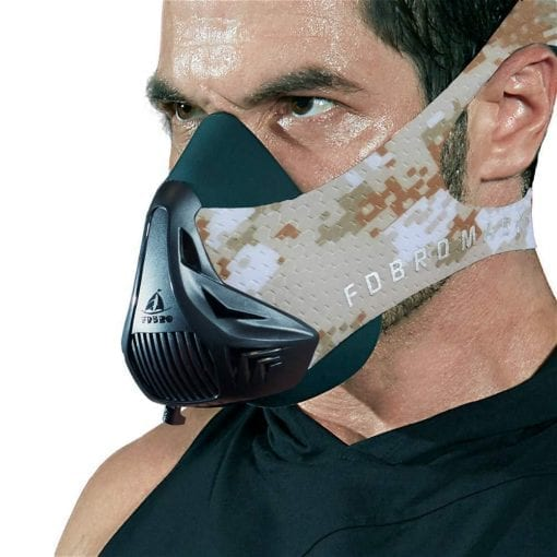 Elevation Training Oxygen Mask