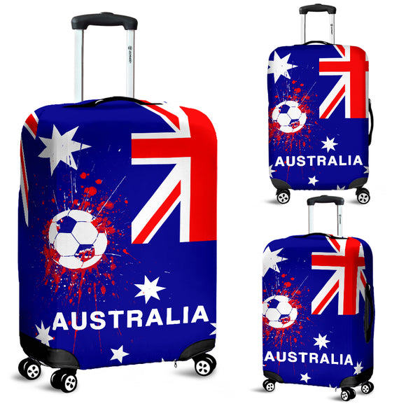 Luggage Covers Australia Soccer