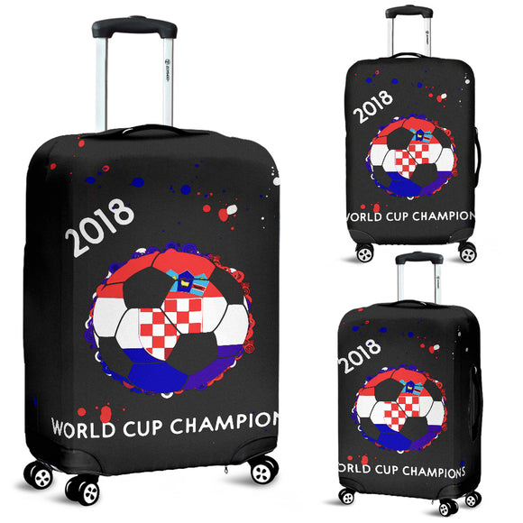 Croatia 2018 World Cup Champions Luggage Covers