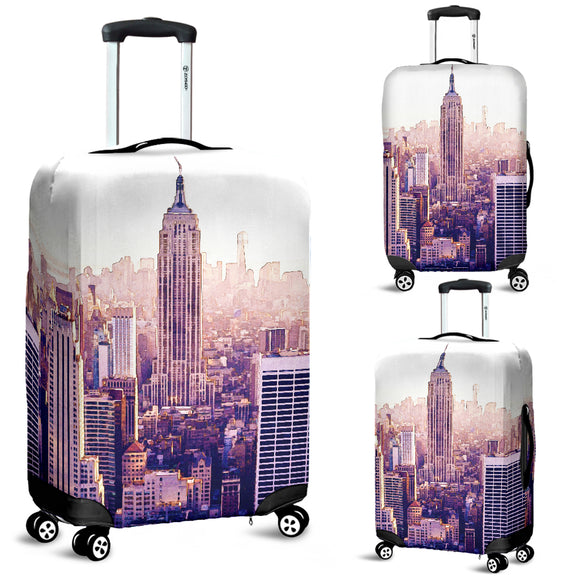 Luggage Covers The Big Apple