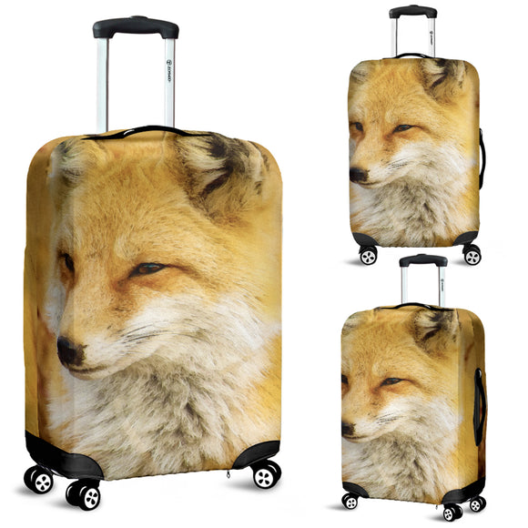 Luggage Covers Foxy Matters