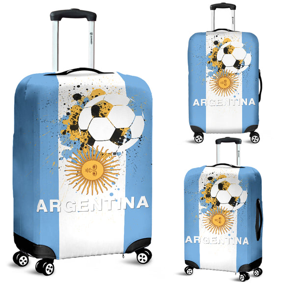 Luggage Covers Argentina Soccer
