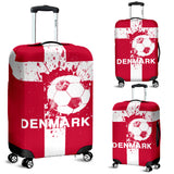 Luggage Covers Denmark Soccer
