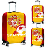 Luggage Covers Spain Soccer
