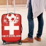 Luggage Covers Switzerland Soccer