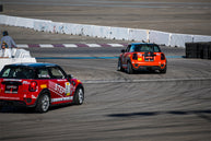 MINI JCW Team Claims TC America Manufacturers' Championship