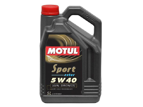 MOTUL Sport Engine Oil - NM Engineering