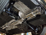 NM Eng. Downpipe-Back Exhaust System - NM Engineering