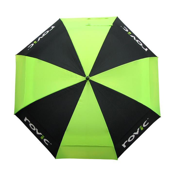 "Rovic - 68"" Over-Sized Double Canopy Umbrella"