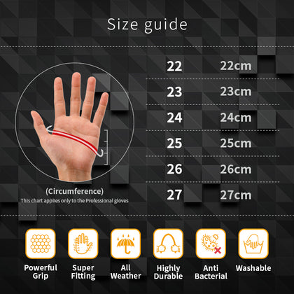 Fit39 - Professional Left Hand Glove