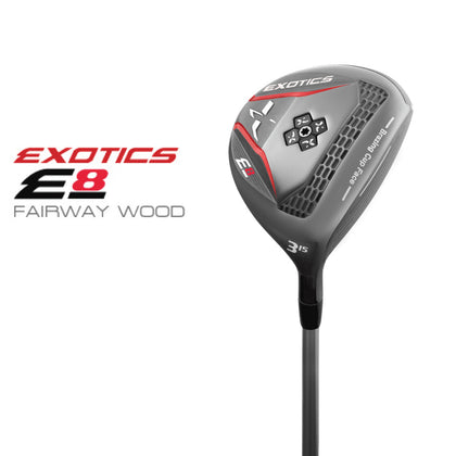 Exotics - Fairway - E8