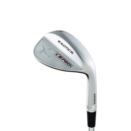 Exotics - Wedge - CB Pro S Chrome
