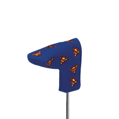 Creative Cover - Superman Multi-Emblem - Golf Putter Blade Club Headcover