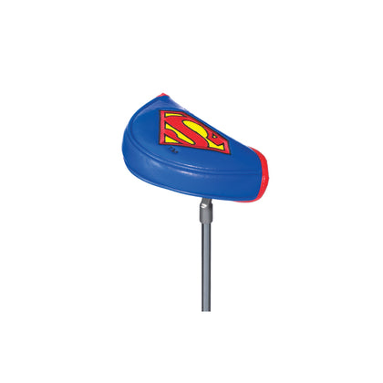 Creative Cover - Superman - Putter Mallet Club Headcover
