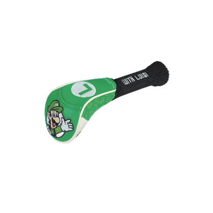 Super Mario Headcover Fairway - Luigi