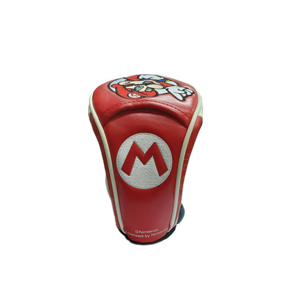 Super Mario Headcover Fairway - Mario