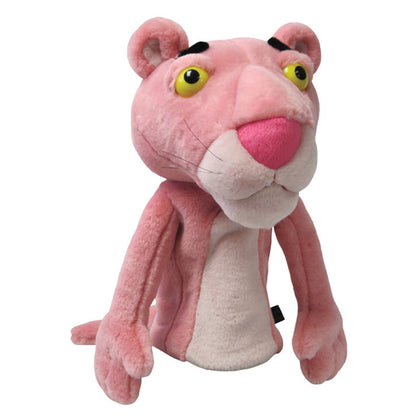 Winning Edge - Pink Panther - Golf Club Headcover