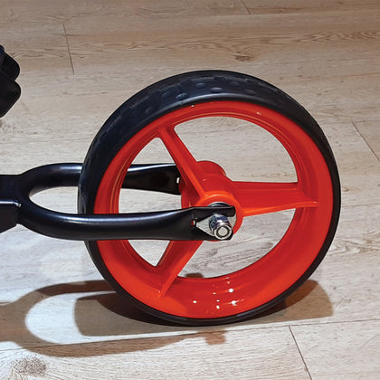 Spider - Trolley Spare Wheel 4011 (Front)