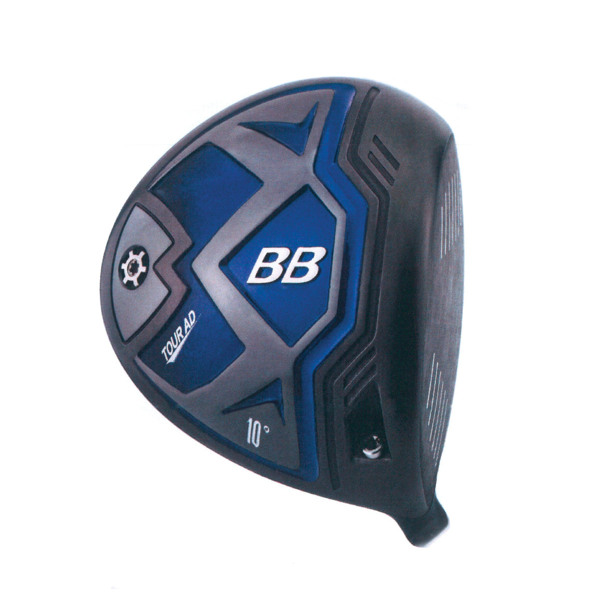 Graphite Design - Driver - Tour AD BB Hi-COR - 10 Degree