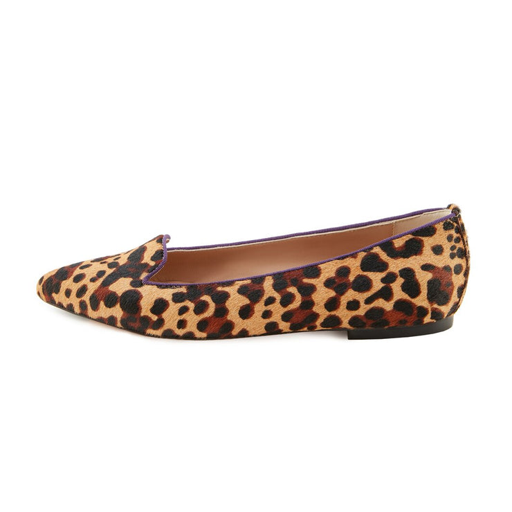Loafer Animalier