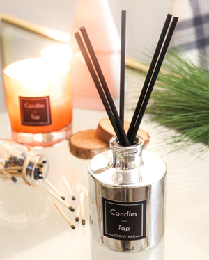 Reed Diffuser- Silver