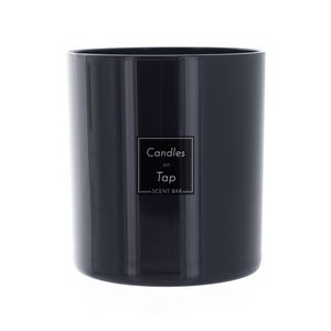 Black Candle Jar