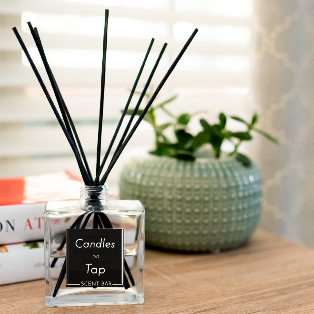 Reed Diffuser- Clear
