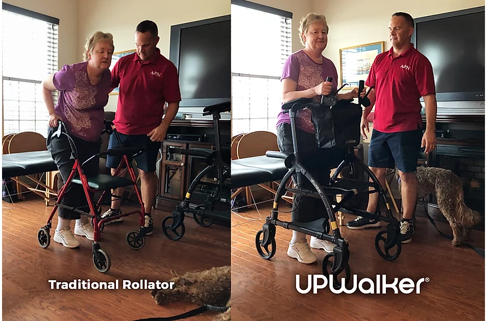 UPWalker Customer Success Story: Overcoming Walking Challenges From MS