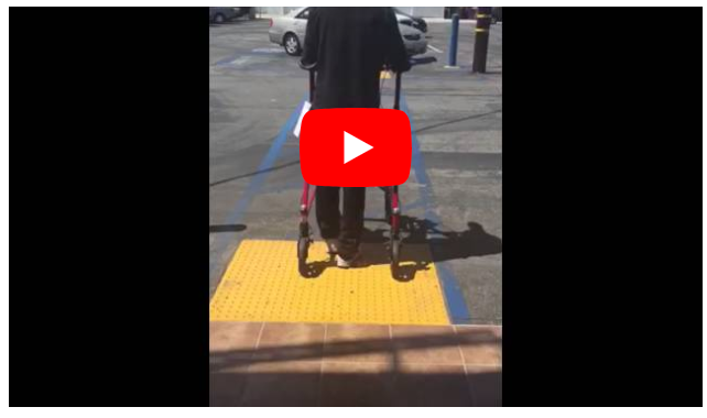 Neal is walking after almost 20 years in a wheelchair . . . Why?