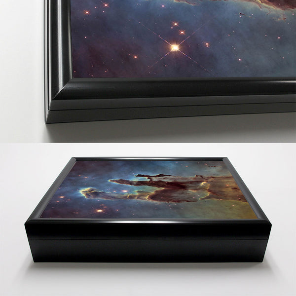Deluxe Black Frame (Up to 8 Feet)