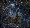 A NEAR-INFRARED VIEW OF THE PILLARS OF CREATION