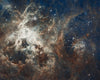 HUBBLE'S PANORAMIC VIEW OF A TURBULENT STAR-MAKING REGION 30 Doradus
