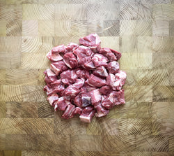 Diced Stewing Lamb 1kg