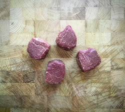Grass Fed Fillets 4 x 200g