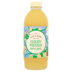 Apple Juice Village Press Bottle 1ltr