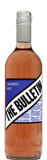Bulletin Zinfandel Rose 75cl