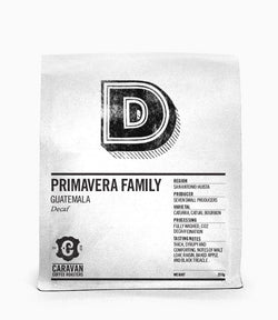 Caravan Coffee - Decaff Ground 250g